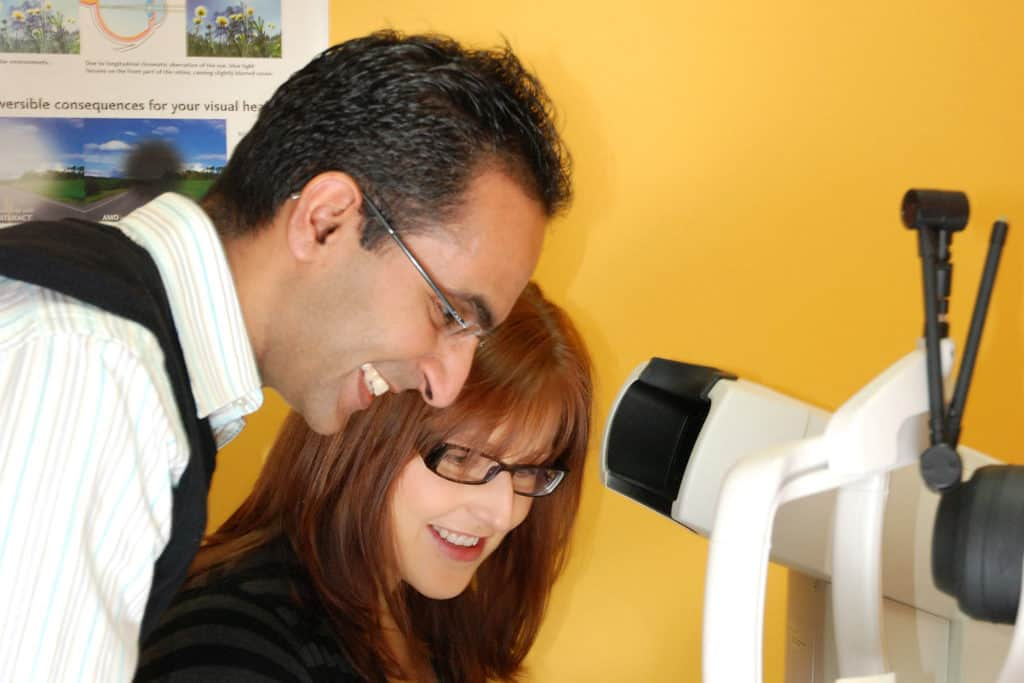 Eye Doctor Services
